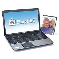 Toshiba C855-S5348 Notebook Bundle