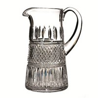 Waterford Crystal Irish Lace Pitcher