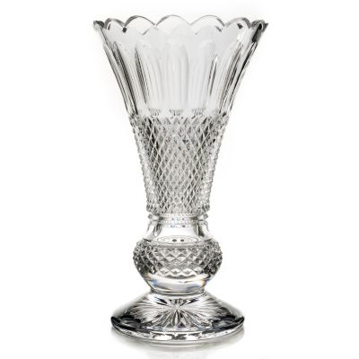"435-639 - House of Waterford® Colleen 60th Anniversary Limited Edition 14"" Crystal Vase"