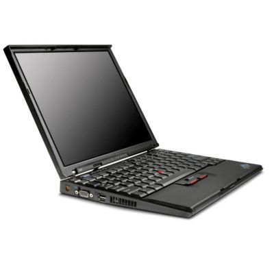 "435-858 -  IBM ThinkPad T60 Intel Core Duo 1GB / 60GB 14.1"" Notebook (Refurbished)"