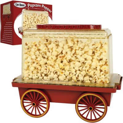 435-960 - Chef Buddy Popcorn Popper