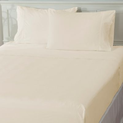 "436-009 - Cozelle® ""Venice"" Microfiber Lace Four-Piece Sheet Set"