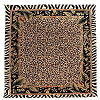 Jungle Kingdom Wool Rug