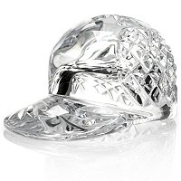 Waterford Crystal Baseball Hat