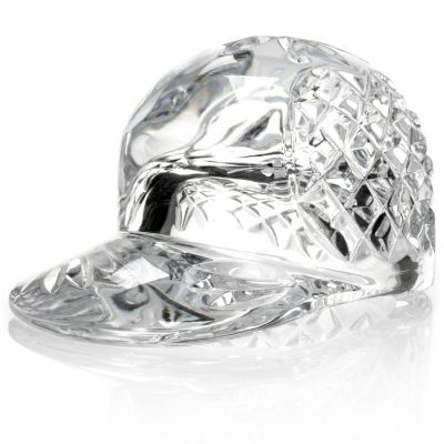 "436-083 - Waterford® Crystal 3"" Baseball Hat"