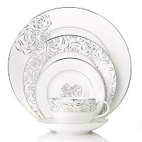 Waterford Crystal Monique Lhuillier Sunday Rose 5 pc. Place Setting