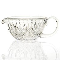 Waterford Araglin Crystal Sauce Boat