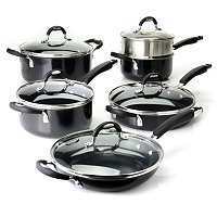 Tramontina 11 Piece All Generations Ergonomic Nonstick Aluminum Cookware Set