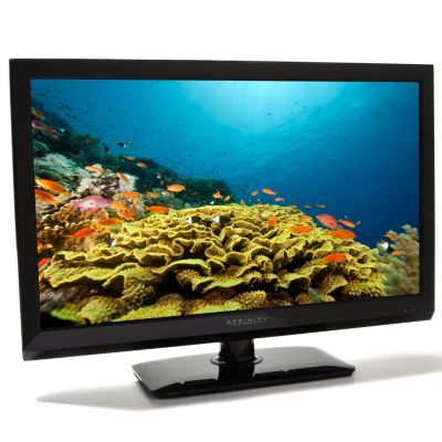 "436-279 - Affinity 24"" Ultra-Thin LED 1080p HDTV w/ Built-in DVD Player"