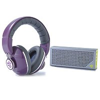 JLab Crasher Speaker and Headphones