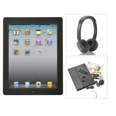 "436-418 - Apple® iPad® 9.7"" 4th Gen Retina Display Tablet w/ Bluetooth® Accessories"