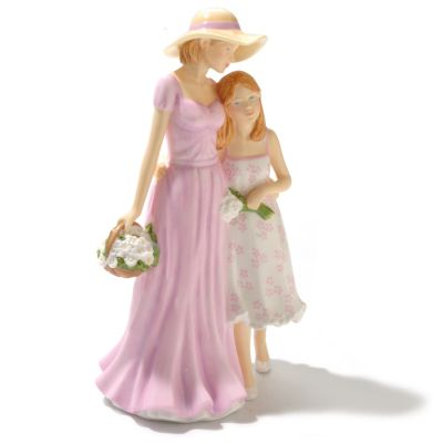 "436-429 - Royal Doulton® Mother's Day 2013 9"" Bone China Figurine"