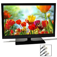 "Apex 40"" 120Hz LED TV Bundle with E401658 (2)"