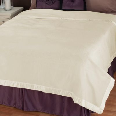 436-483 - Grand Suites™ Plaza Silk & Cotton Blanket
