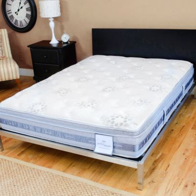 "436-553 - Serta® Perfect Sleeper® ""Prosperity"" Smart Surface™ Eurotop Mattress Only"