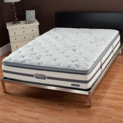 436-574 - Simmons® Beautyrest® Recharge Ocean Avenue Pillowtop Mattress ONLY