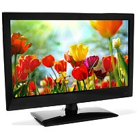 "GPX 19"" LED TV with DVD"