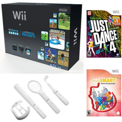 436-605 - Nintendo Wii Just for Fun Bundle