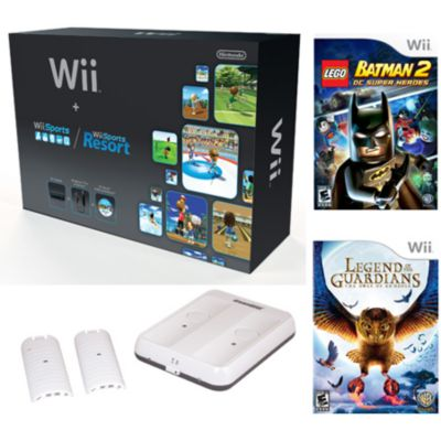 436-608 - Nintendo Wii Great Gaming Bundle