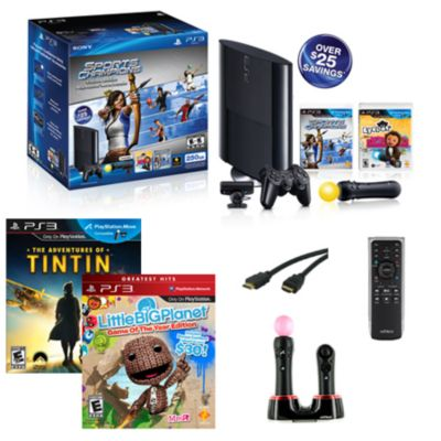 436-614 - Sony PlayStation 3 250GB Move Bundle