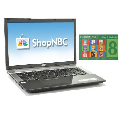 "436-653 - Acer Aspire 17.3"" Intel® Pentium® 4GB RAM/500GB HD Notebook w/ Software"
