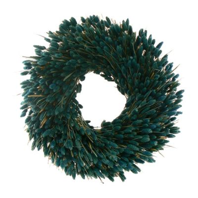 "436-749 - TCTC Ocean Dreamin' 22"" Dried Floral Wreath"