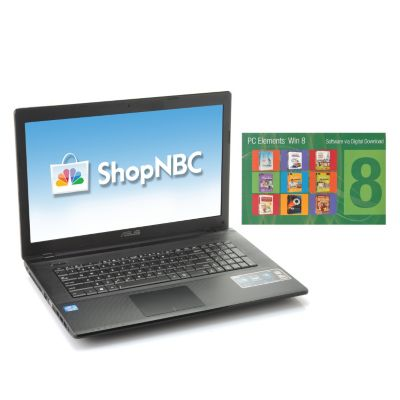 "436-936 -  ASUS® 17.3"" Intel® Core™ i3 4GB RAM/750GB HD Notebook w/ PC Elements Software"
