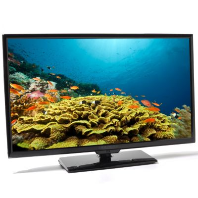 "436-972 - Affinity 32"" Ultra-Thin LED 720p HD 60Hz TV w/ Tabletop Base"