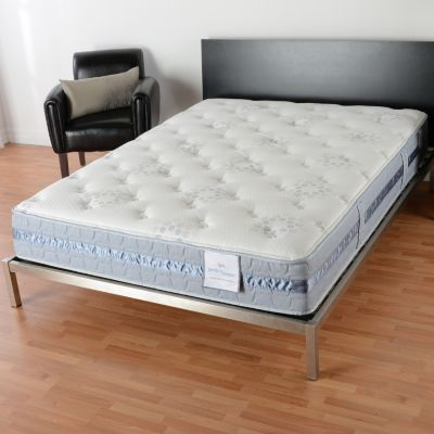 "437-148 - Serta® Perfect Sleeper® ""Prosperity"" Smart Surface™ Plush Mattress Set"