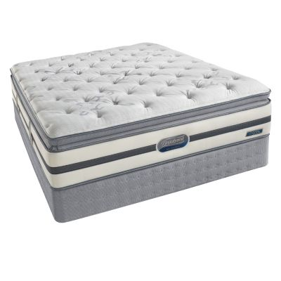 "437-225 - Simmons® Beautyrest® Recharge™ ""Ingleside"" Luxury Firm Mattress Only"