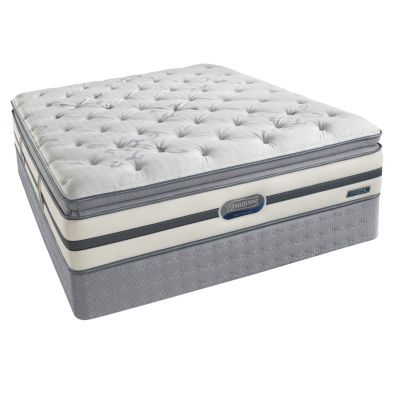 437-227 - Simmons® Beautyrest® Recharge™ Ingleside Plush Pillowtop Mattress Only