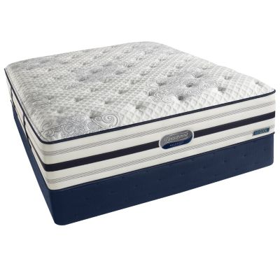 437-261 - Simmons® Beautyrest® Recharge™ World Class® Lady Rose Firm Mattress Set