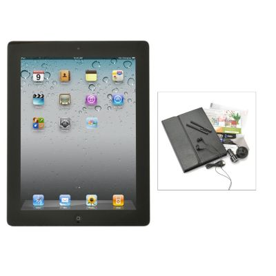 "437-308 - Apple® iPad® 9.7"" 4th Gen Wi-Fi or Wi-Fi+4G Tablet w/ Bluetooth® Accessories Kit"