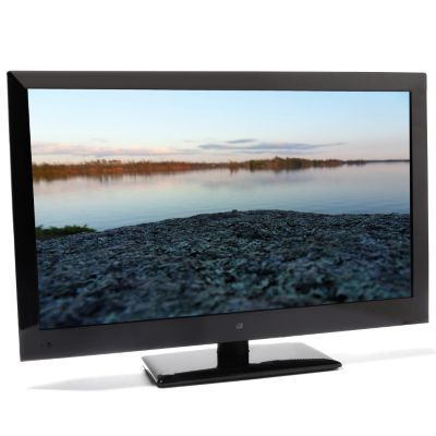 "437-318 - GPX® 32"" LED 720p HDTV w/ Built-in DVD Player"