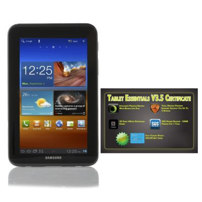 "437-684 - Samsung Galaxy Tab™ 2 7"" TFT Android™ 4.0 8GB Wi-Fi Tablet w/ Software"