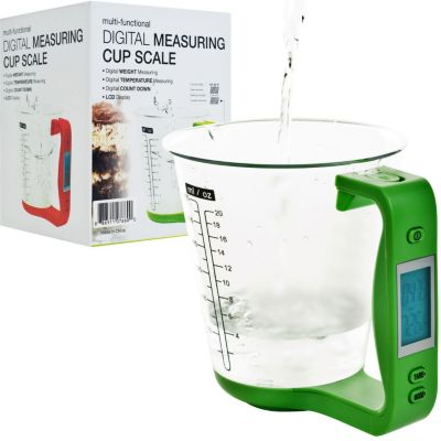 437-887 - Chef Buddy™ Digital Detachable Measuring Cup Scale