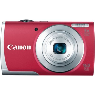 438-138 - Canon PowerShot A2600 16MP Digital Camera
