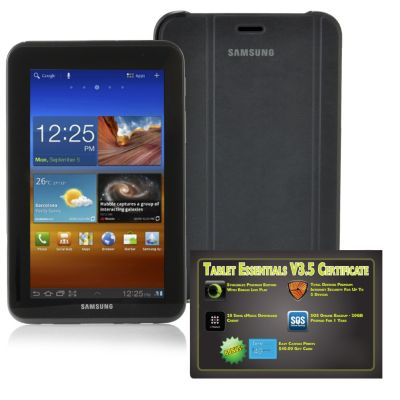 "438-460 - Samsung Galaxy Tab™ 2 7"" TFT Android™ 4.0 8GB Wi-Fi Tablet w/ Software & Case"