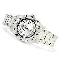 STSTL WTCH INVICTA SPORT DAY & DATE QUARTZ STAINLESS STEEL WATCH