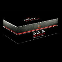 INVICTA RESERVE OVERSIZED 10-SLOT BLACK COLLECTOR BOX