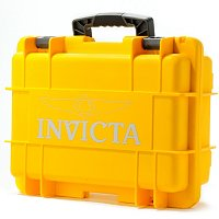 INVICTA 8-SLOT DIVE CASE COLLECTOR BOX