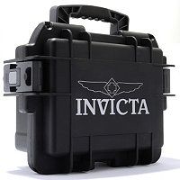 INVICTA 3-SLOT DIVE CASE COLLECTOR BOX