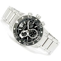 INVICTA MEN'S RESERVE OCEAN SPEEDWAY SWISS QUARTZ CHRONOGRAPH BIG DATE STAINLESS BRACELET WATCH
