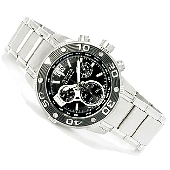 605-123 - Invicta Reserve Men's Ocean Speedway Swiss Quartz Chronograph Tachymeter Big Date Bracelet Watch