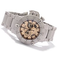 INVICTA MEN'S SUBAQUA NOMA III SWISS QUARTZ CHRONOGRAPH BRACELET WATCH