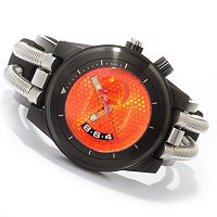 ANDROID MEN'S HYDRAUMATIC GMT BRACELET WATCH