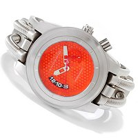 STSTL ANDROID MEN'S HYDRAUMATIC GMT BRACELET WATCH