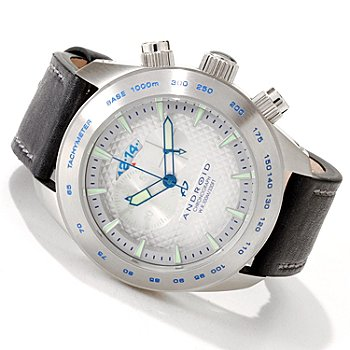 605-602 - Android Men's Maxjet Quartz Movement Chronograph Strap Watch