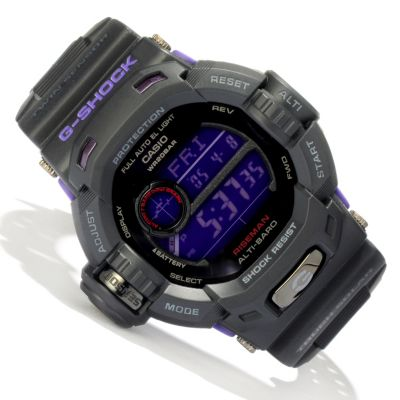 605-750 - Casio Men's G Shock Riseman Digital Quartz Shock Resistant Strap Watch