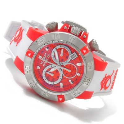 605-870 - Invicta Women's Subaqua Noma III Anatomic Quartz Chronograph Strap Watch